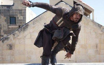 Michael Fassbender es Aguilar en Assassin´s Creed