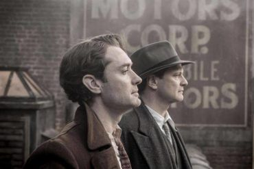 Colin Firth y Jude Law sobre el editor Max Perkins