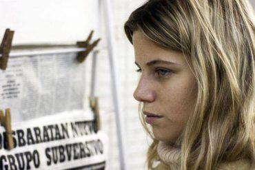 Justina Bustos es Liliana en la juventud