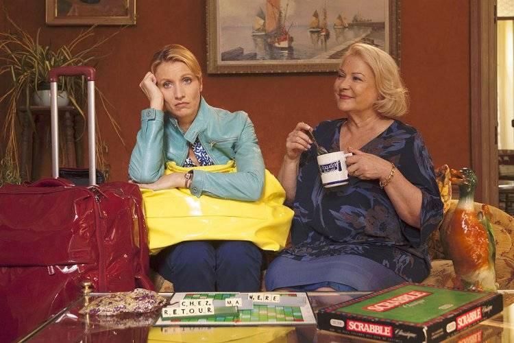 Alexandra Lamy y Josiane Balasko en la comedia francesa del 2016