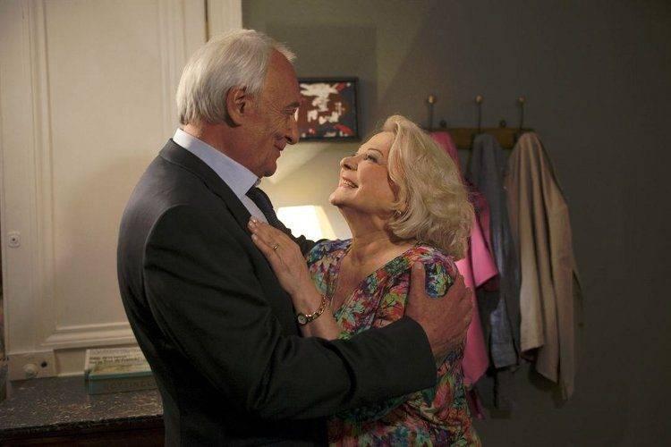 Didier Flamand y Josiane Balasko viven una historia de amor en la cinta