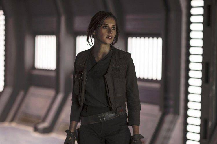 Felicity Jones, convertida en la nueva heroína de Star Wars