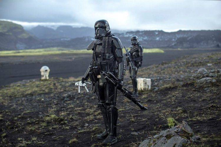 Fotograma de la película 'Rogue One, una historia de Star Wars'