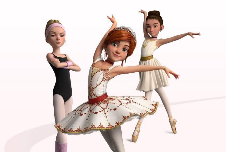 A Ballerina siempre le ha apasionado la danza