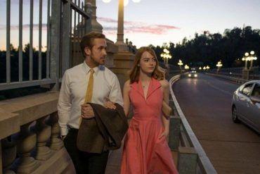 Ryan Goslin y Emma Stone, una pareja de cine