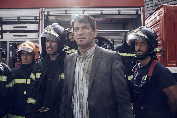 Arturo Valls se queda atrapado en 'Los del túnel'