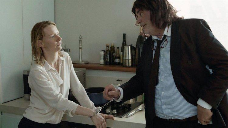 Peter Simonischek y Sandra Hüller en una de las películas más aclamadas de la temporada