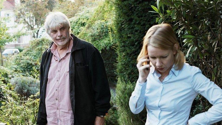 Peter Simonischek y Sandra Hüller son padre e hija en la cinta