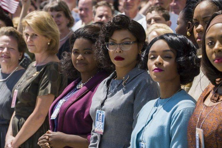 Janelle Monáe, Octavia Spencer y Taraji P. Henson son las protagonistas de la película