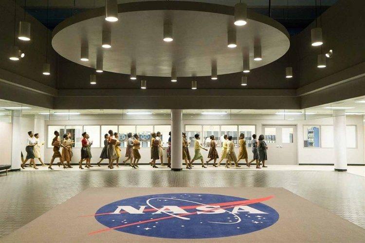 Un grupo de mujeres afroamericanas acceden a la NASA