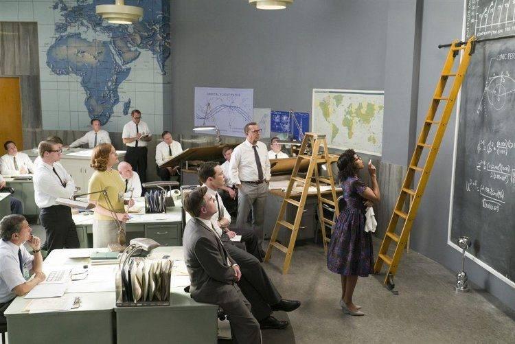 Jim Parsons, Kevin Costner y Taraji P. Henson son el equipo encargado de que John Glenn orbite la Tierra