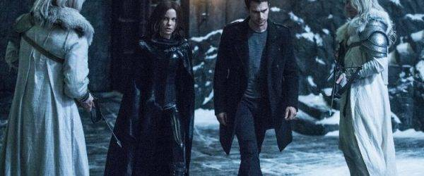 Kate Beckinsale y Theo James son la pareja Underworld: guerras de sangre