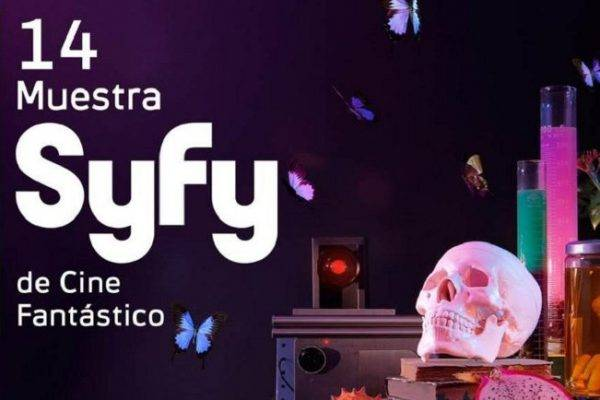 14ª Muestra Syfy Madrid en Marzo 2017