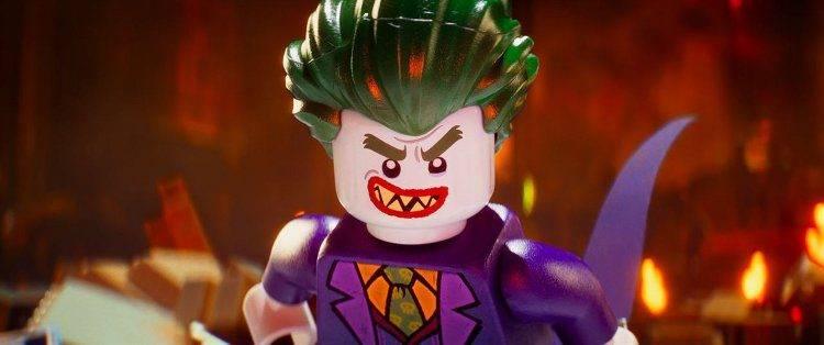 El Joker de Lego mola todo