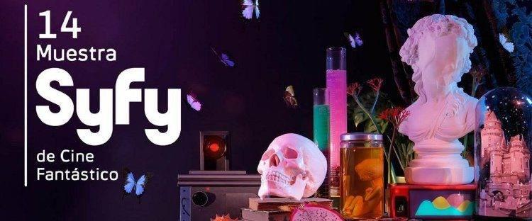 Cartel oficial de la 14ª Muestra Syfy 2017