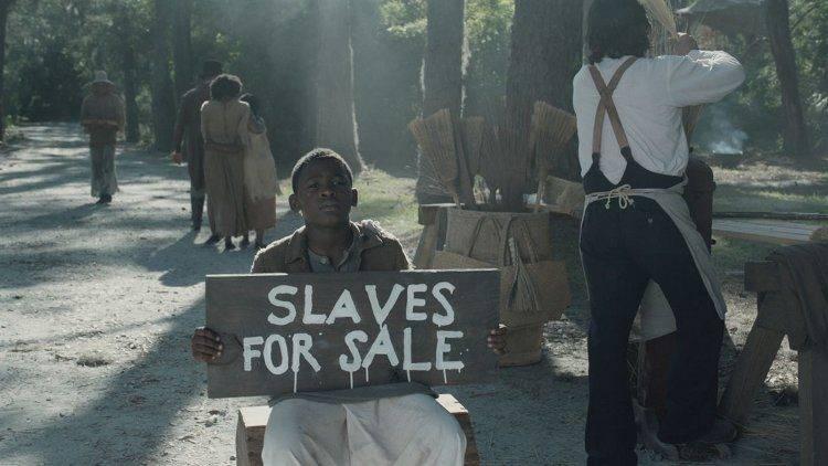 Los esclavos se vendían como cualquier otro producto