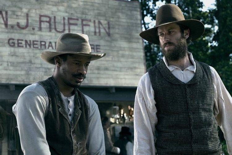 Armie Hammer y Nate Parker, señor y esclavo en la película
