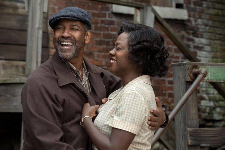 Denzel Washington y Viola Davis, en un extraordinario duelo interpretativo