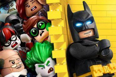 Batman y su colegas en Batman la Lego película