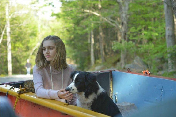 Kaitlyn Bernard interpreta a una niña enferma de cáncer