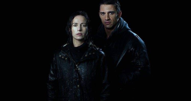 Marta Etura y Juan Carlos Librado 'Nene' son los protagonistas de El guardián invisible