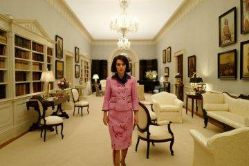 Natalie Portman es Jackie Kennedy