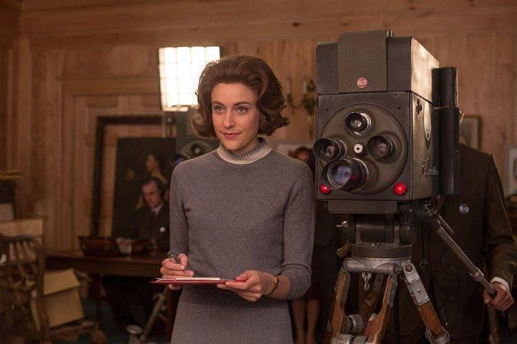 Greta Gerwig será la asistente personal de Jackie