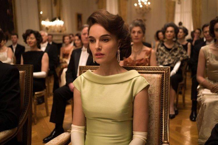 Natalie Portman interpreta a Jackie Kennedy
