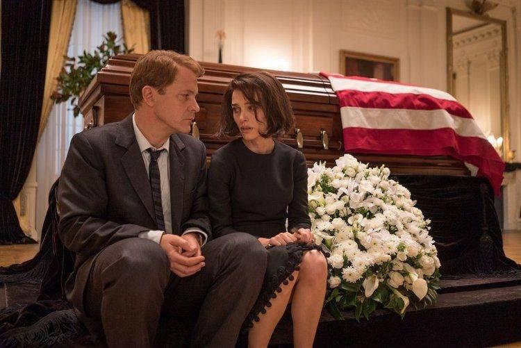 Natalie Portman y Peter Sarsgaard
