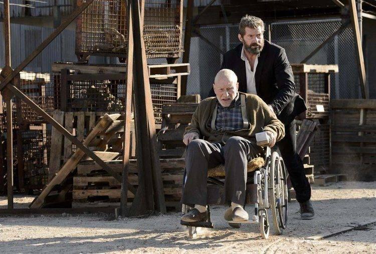 Hugh Jackman y Patrick Stewart se despiden de sus personajes