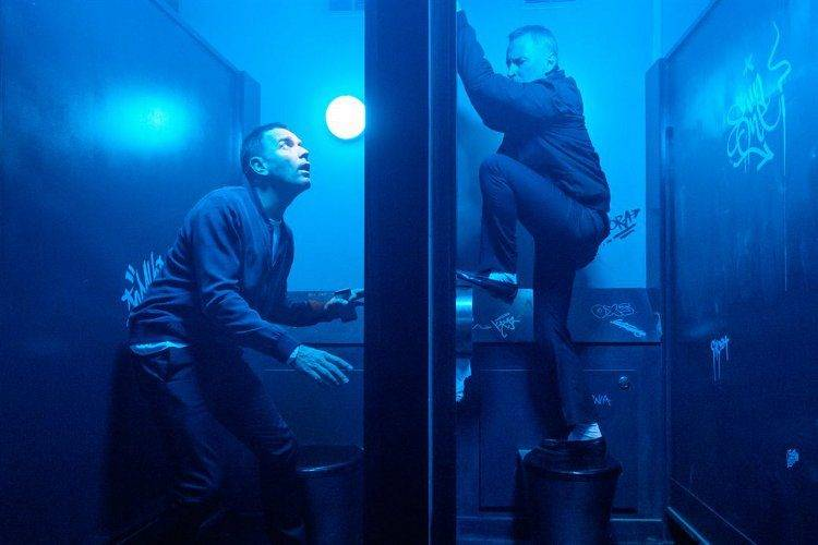 Ewan McGregor y Robert Carlyle en su regreso a T2 Trainspotting