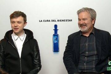 Gore Verbinski y Dane DeHaan entrevistados por el estreno de La cura del bienestar