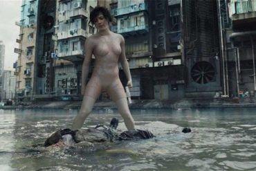 Scarlett Johansson es The Major, la líder de Sección 9