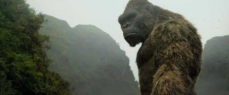El súper mega grande King Kong