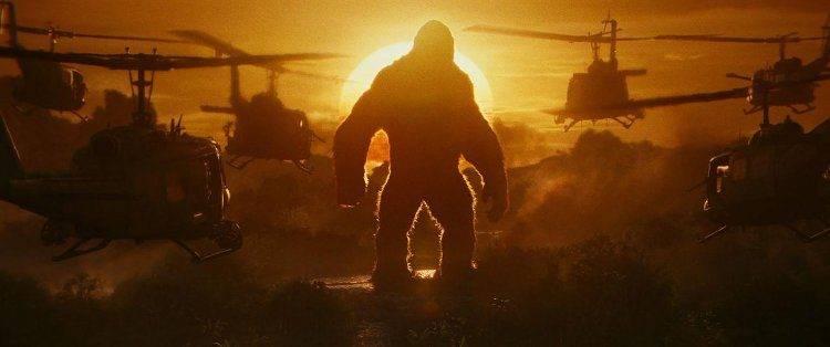 King Kong se enfrentará a los helicópteros