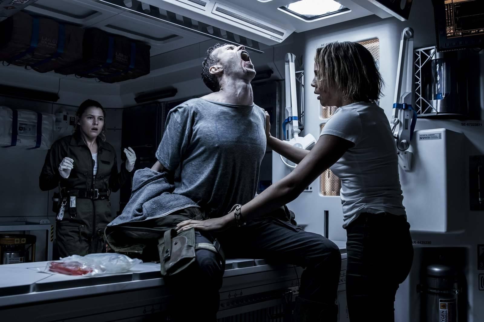 Alien day - Foto de la pelicula Alien Covenant