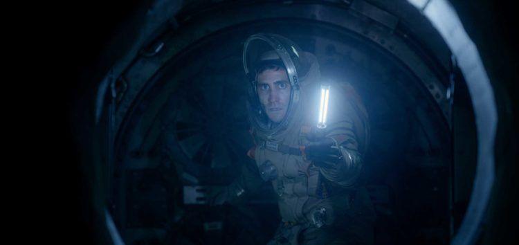 Jake Gyllenhaal en un fotograma de la película.