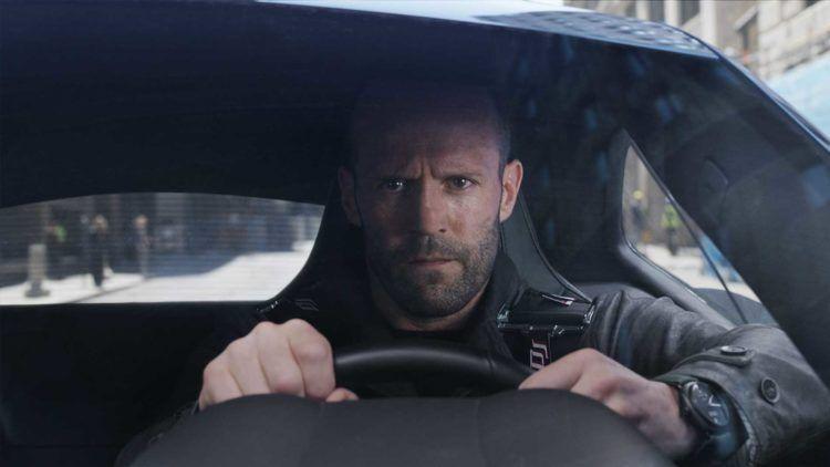 Jason Statham es Deckard Shaw en FAST & FURIOUS 8.