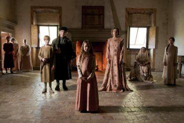 Fotograma de la película dirigida por los hermanos Taviani, Maravilloso Boccaccio