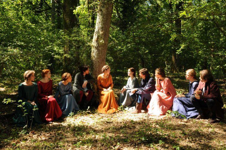 Imagen de la película Maravilloso Boccaccio
