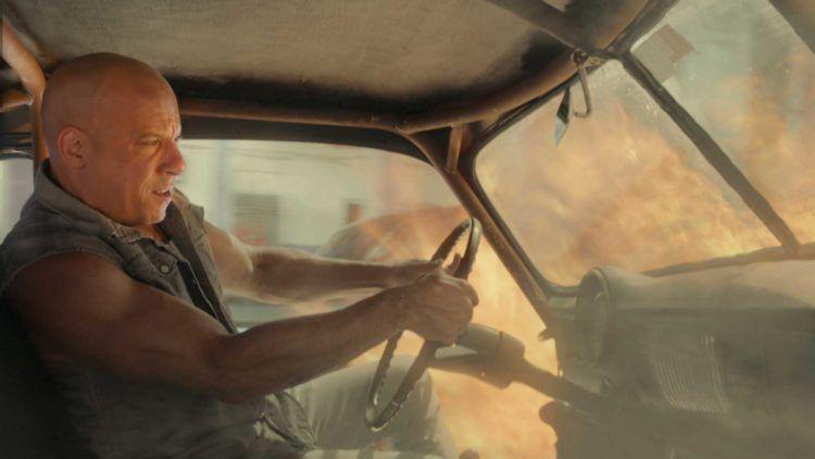 Vin Diesel intrepreta a Dom en la película.