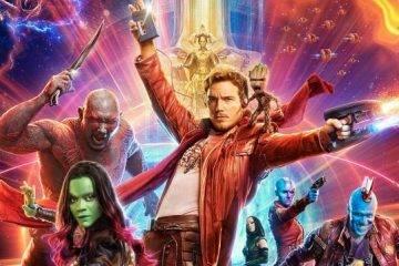 Aquí están, ellos son Los Guardianes de la Galaxia