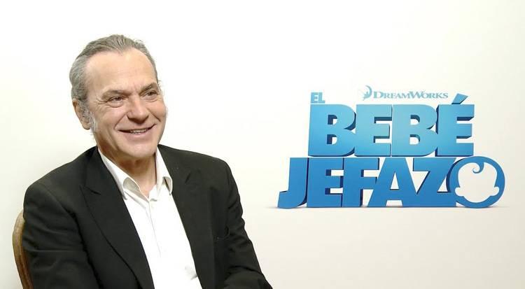 José Coronado es Bebé Jefazo