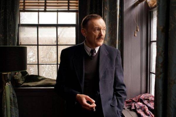 Josef Hader es Stefan Zweig
