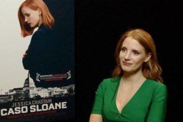 Entrevista a Jessica Chastain