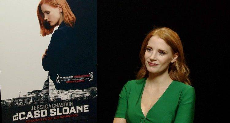 Entrevista a Jessica Chastain