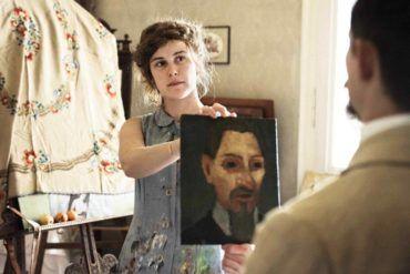 Carla Juri interpreta a Paula Modersohn-Becker