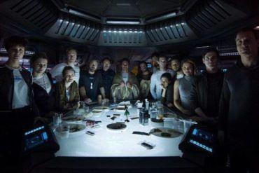 Toda la tripulación del Covenant