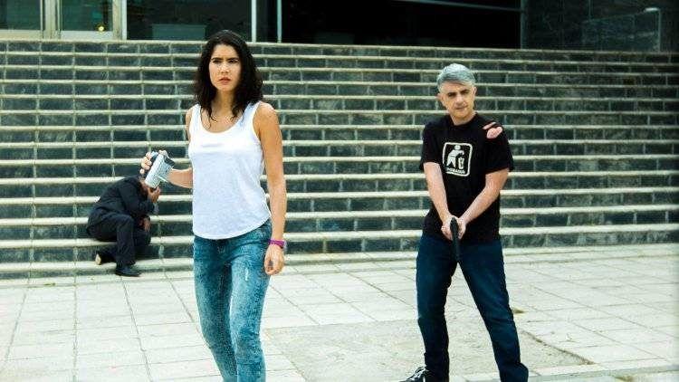 """Natalia Álvarez y Paco Fox - """"Cinebasura: La peli"""""""