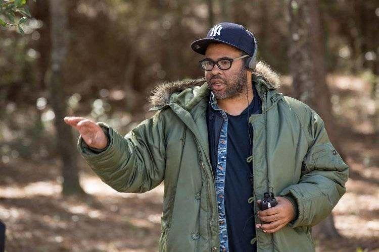Jordan Peele, el director de la cinta